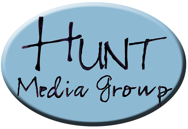 hunt media group logo